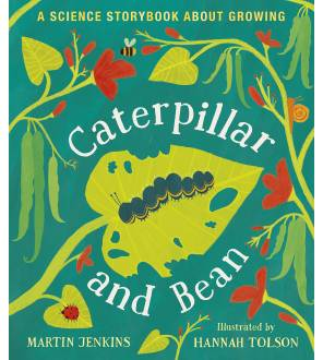 A Science Storybook About Growing: Caterpillar And Bean