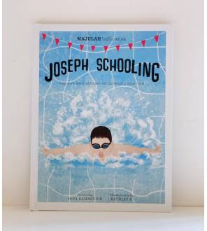 Joseph Schooling: The Boy Who Became An Olympic Champion