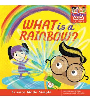 TechTots Science: What Is A Rainbow?
