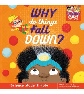 TechTots Science: Why Do Things Fall Down?