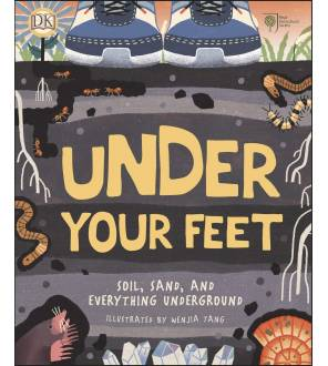 Under Your Feet: Soil, Sand And Other Stuff